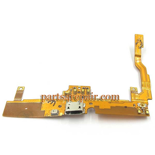 Dock Charging Flex Cable for LG G Pro Lite D680