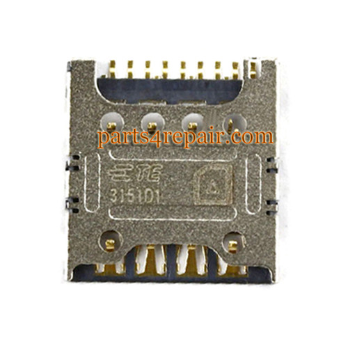 SIM Contact Holder for LG Optimus G Pro F240 from www.parts4repair.com
