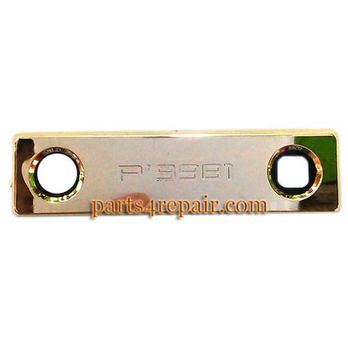 Camera Lens for BlackBerry Porsche Design P'9981 -Gold