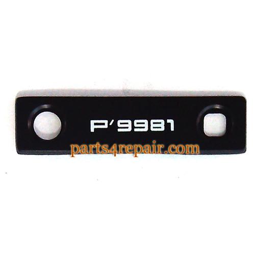 Camera Lens for BlackBerry Porsche Design P'9981 -Black