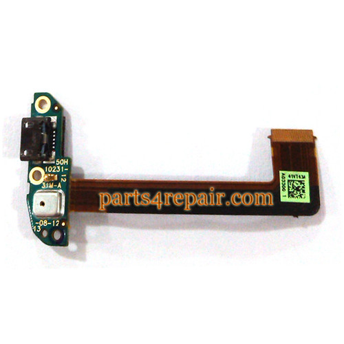 Dock Charging Flex Cable for HTC One Max