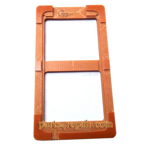 UV Glue (LOCA) Alignment Mould for LG G2 LCD Glass