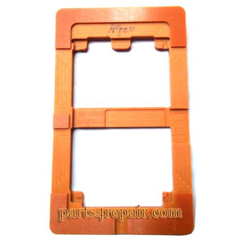 UV Glue (LOCA) Alignment Mould for Nokia Lumia 900 LCD Glass