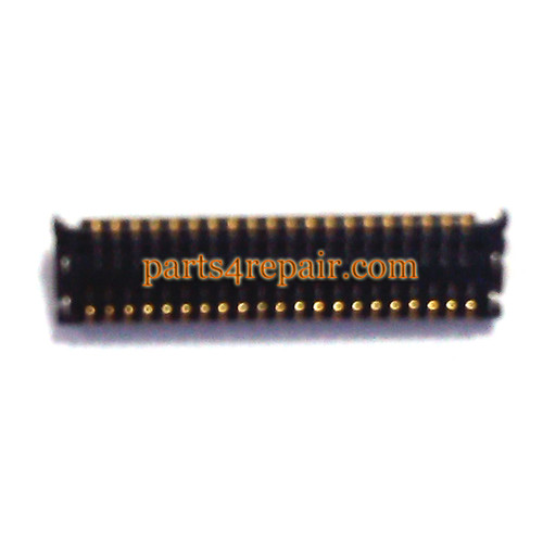 41pin LCD Screen FPC Connector for Motorola Moto G XT1032