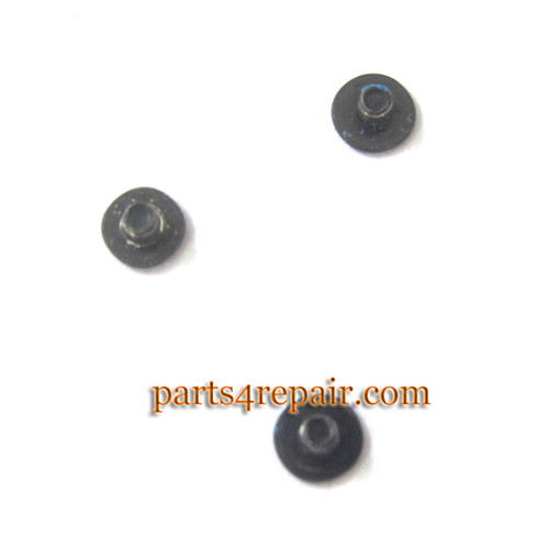 2pcs Screws for LG Nexus 4 E960 Battery from www.parts4repair.com