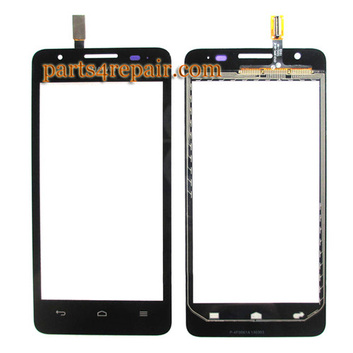 Touch Screen Digitizer for Huawei Ascend G525 -Black