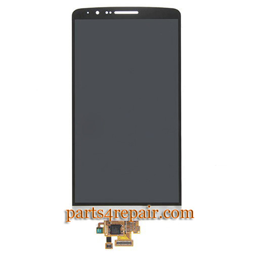 Complete Screen Assembly for LG G3 D855 D851 D850 LS990 -White