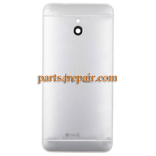 Back Cover for HTC One mini -White