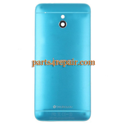 Back Cover for HTC One mini -Blue