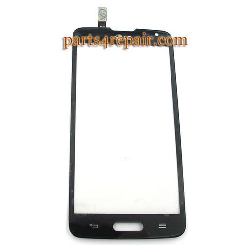 Touch Screen Digitizer OEM for LG L90 D405 -Black