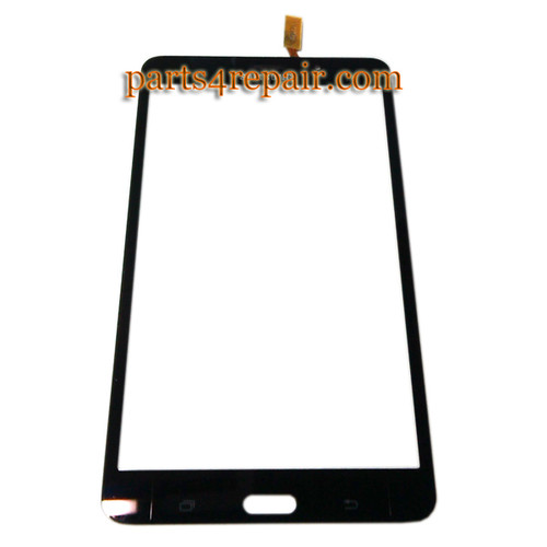 Touch Screen Digitizer for Samsung Galaxy Tab 4 7.0 T231 T235 -Black (3G Version)