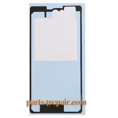 Back Cover Adhesive Sticker for Sony Xperia Z1 Compact mini