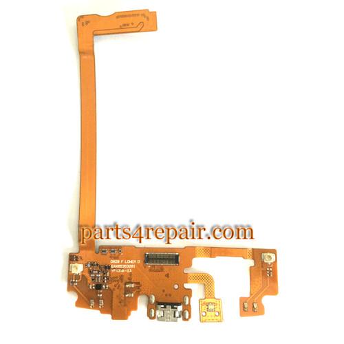 Dock Charging Flex Cable for LG Nexus 5 D820