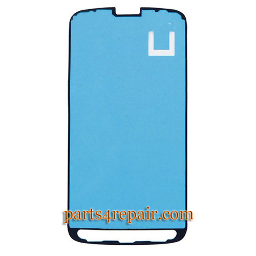 Front Housing Adhesive Sticker for Samsung I9295 Galaxy S4 Active