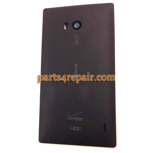 Back Cover for Nokia Lumia Icon 929 -Black