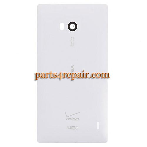 Back Cover for Nokia Lumia Icon 929 -White
