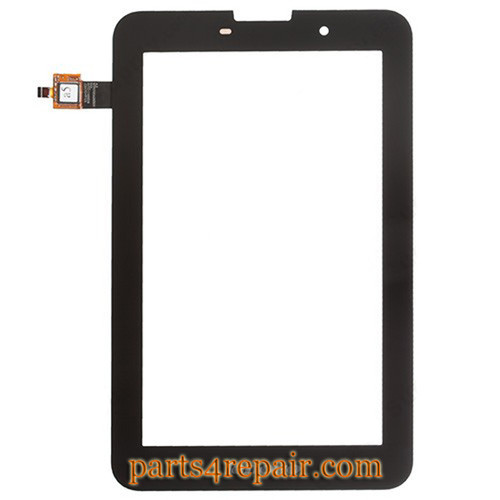 "7"" Touch Screen Digitizer for Lenovo Idea Tab A3000 -Black"