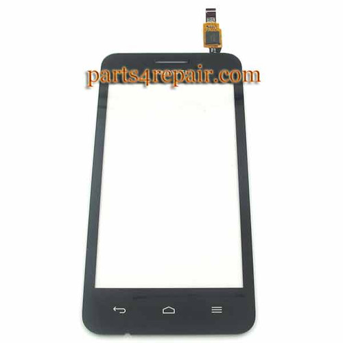 Touch Screen Digitizer for Huawei Ascend Y330 -Black