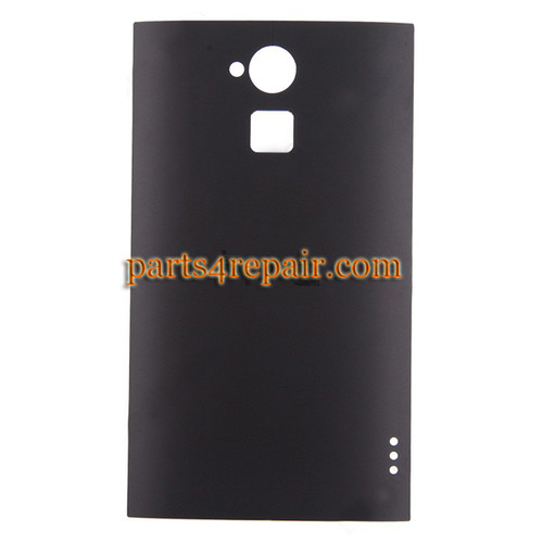Back Cover for HTC One Max -Black