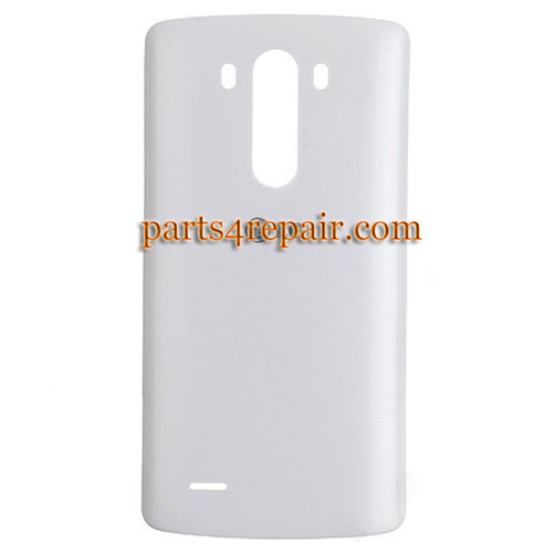 Back Cover for LG G3 D850 (for AT&T) -White