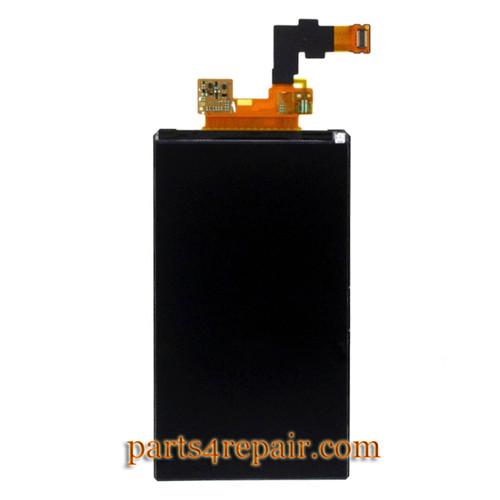 LCD Screen for LG Optimus F6 D500