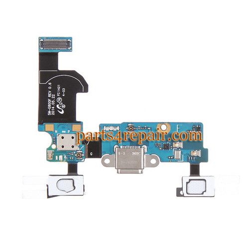 Dock Charging Flex Cable for Samsung Galaxy S5 mini G800F