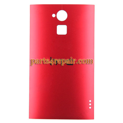 Back Cover for HTC One Max -Red