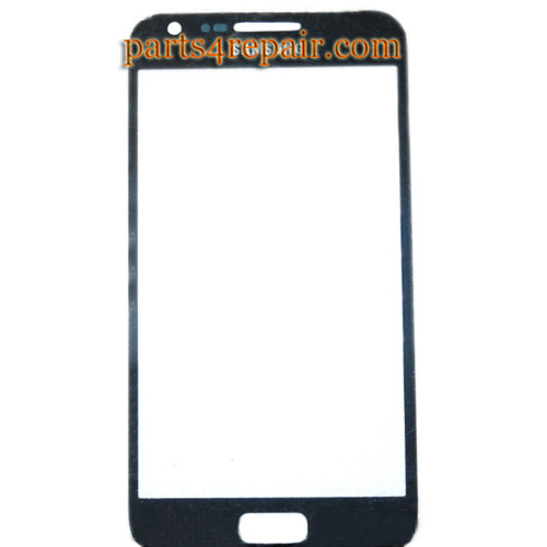 Front Glass for Samsung Galaxy S 2 LTE I9210 -Black