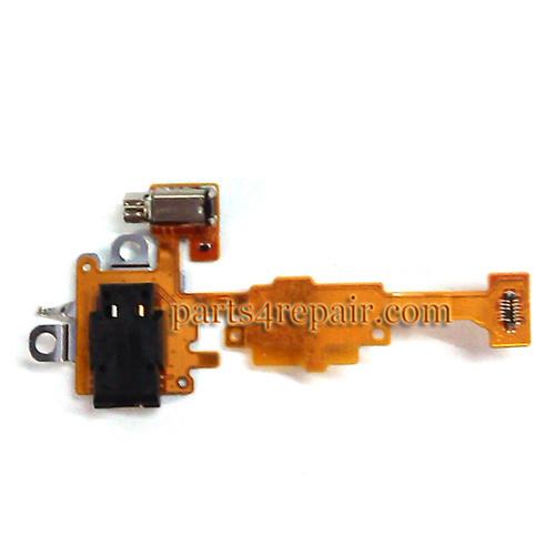 Earphone Jack Flex Cable for Nokia Lumia 630