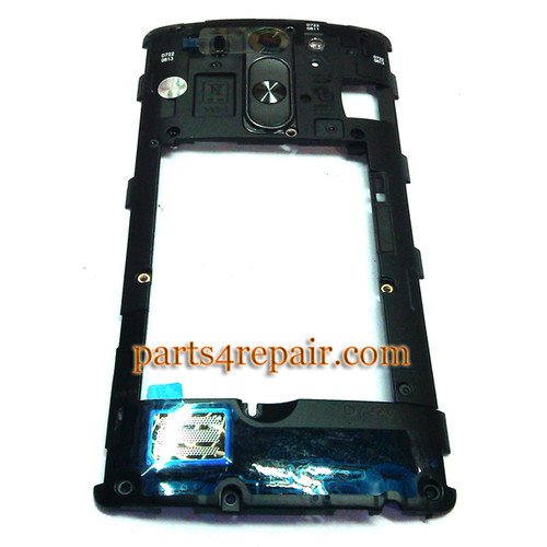 Middle Cover for LG G3 S D725 (for AT&T)