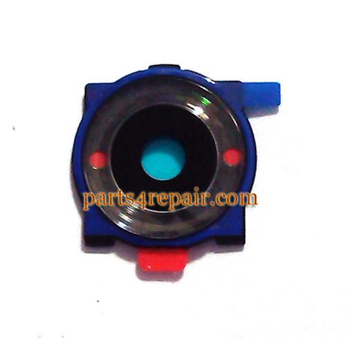Camera Lens & Camera Cover for Motorola Moto X2 XT1096 XT1097 XT1095