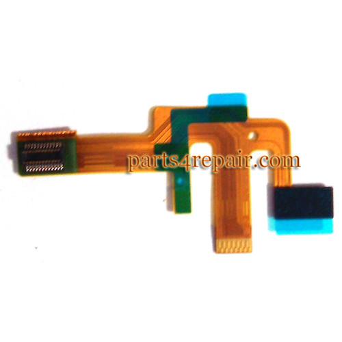 Connector Flex Cable for Motorola Moto X2 XT1096 XT1097 XT1095