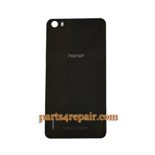 Back Cover for Huawei Honor 6 -Black