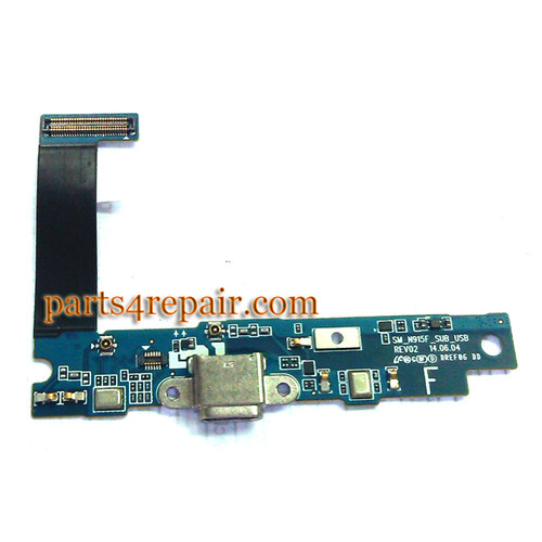 Dock Charging Flex Cable for Samsung Galaxy Note Edge N915F REV02