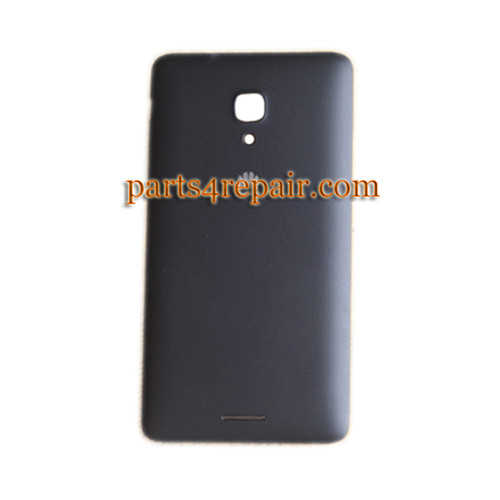 Back Cover for Huawei Ascend Mate 2 MT2 -Black