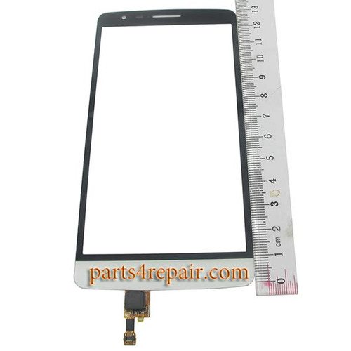 Touch Screen Digitizer for LG G3 S D722 (LG G3 mini) -White
