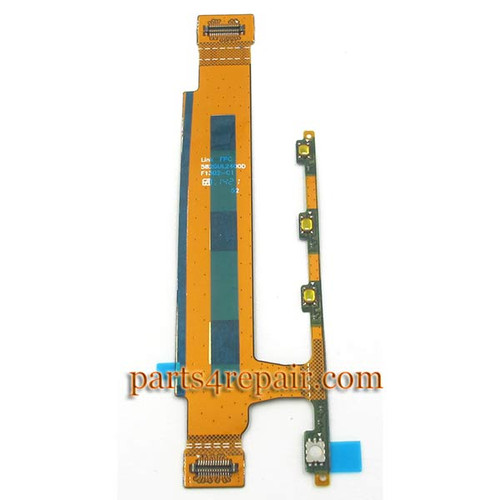 Volume Flex Cable for Sony Xperia T3