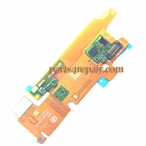 Flex Cable with Microphone for Sony Xperia T3 M50W