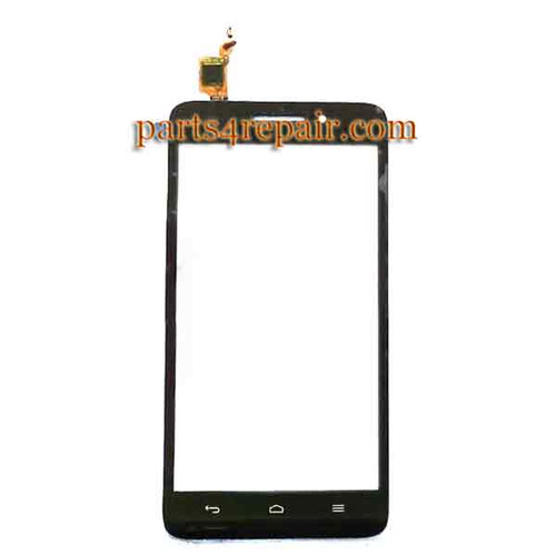 Touch Screen Digitizer for Huawei Ascend G620s -Black