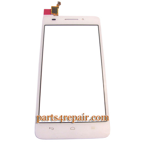 Touch Screen Digitizer for Huawei Ascend G620s -White