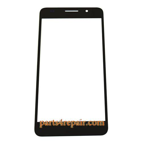 Front Glass OEM for Huawei Honor 6 -Black