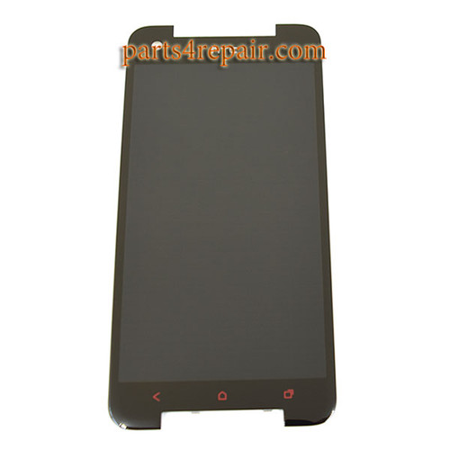 Complete Screen Assembly with LGP for HTC Butterfly S -Black