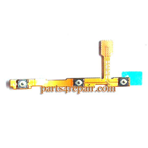 Side Key Flex Cable for Samsung Galaxy Note Pro 12.2 SM-P900 P905