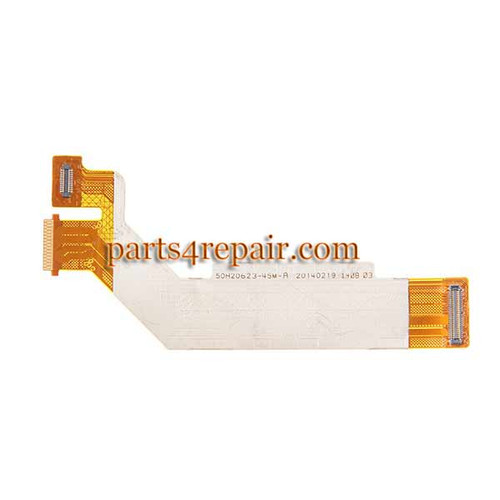 LCD Connector Flex Cable for HTC Desire 610