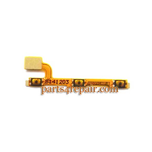 Side Key Flex Cable for Huawei Ascend P7
