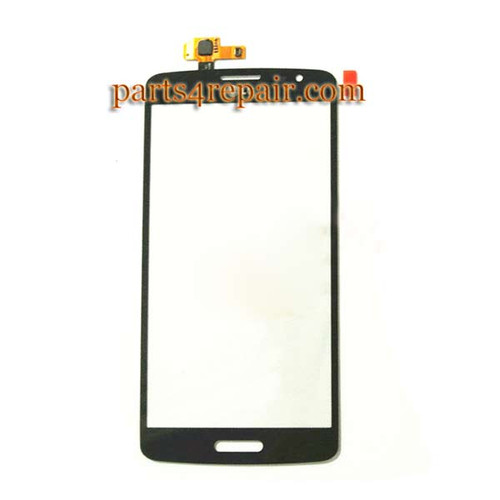 Touch Screen Digitizer for LG GX F310L (for Korea) -Black