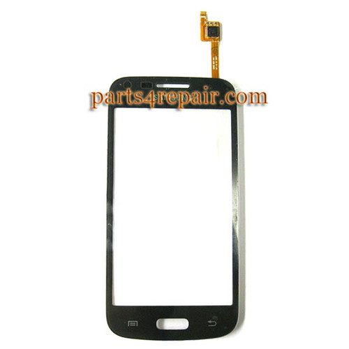 Touch Screen Digitizer for Samsung Galaxy Core Plus G3500 G3502 -Black