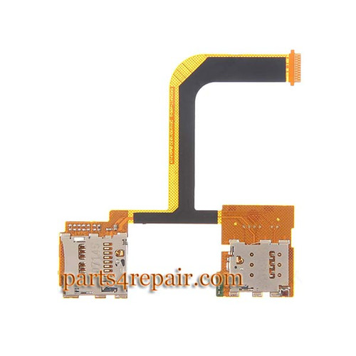 SIM Connector Flex Cable for HTC One mini 2