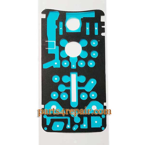 Battery Cover Adhesive Sticker for Motorola Nexus 6