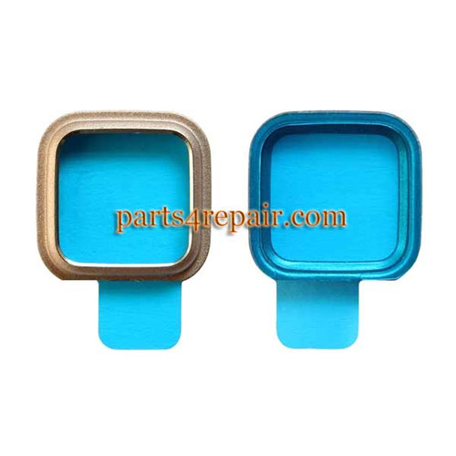 Camera Cover for Samsung Galaxy Note 4 -Gold